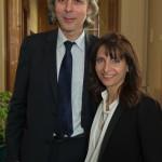 Mr le Maire Jacques BOUTAULT et Dr Florine BOUKHOBZA